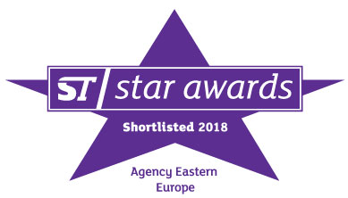 ST Star Agency Eastern Europe 2018